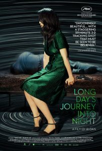 Long Days Journey Into Night - poster