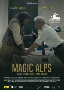 Magic Alps - affiche