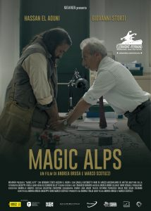 Magic Alps affiche