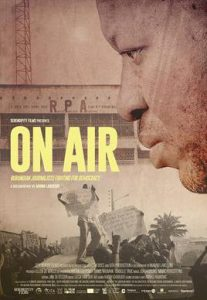 On air - affiche
