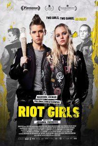 Riot Girls - poster
