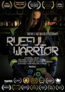 Rueful poster