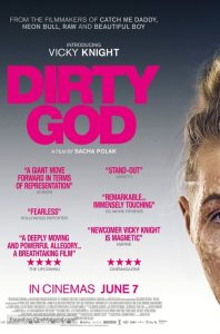 Dirty God - poster