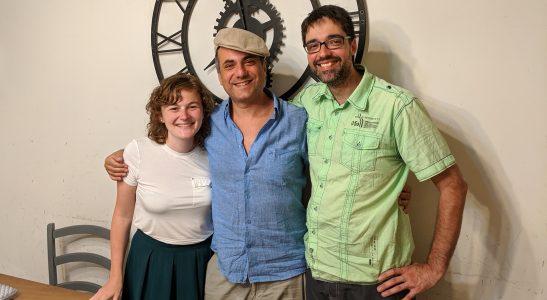 Un café avec… Alfredo Mazzara, réalisateur de Ragù noir et La barba