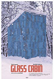 Glass cabin - poster