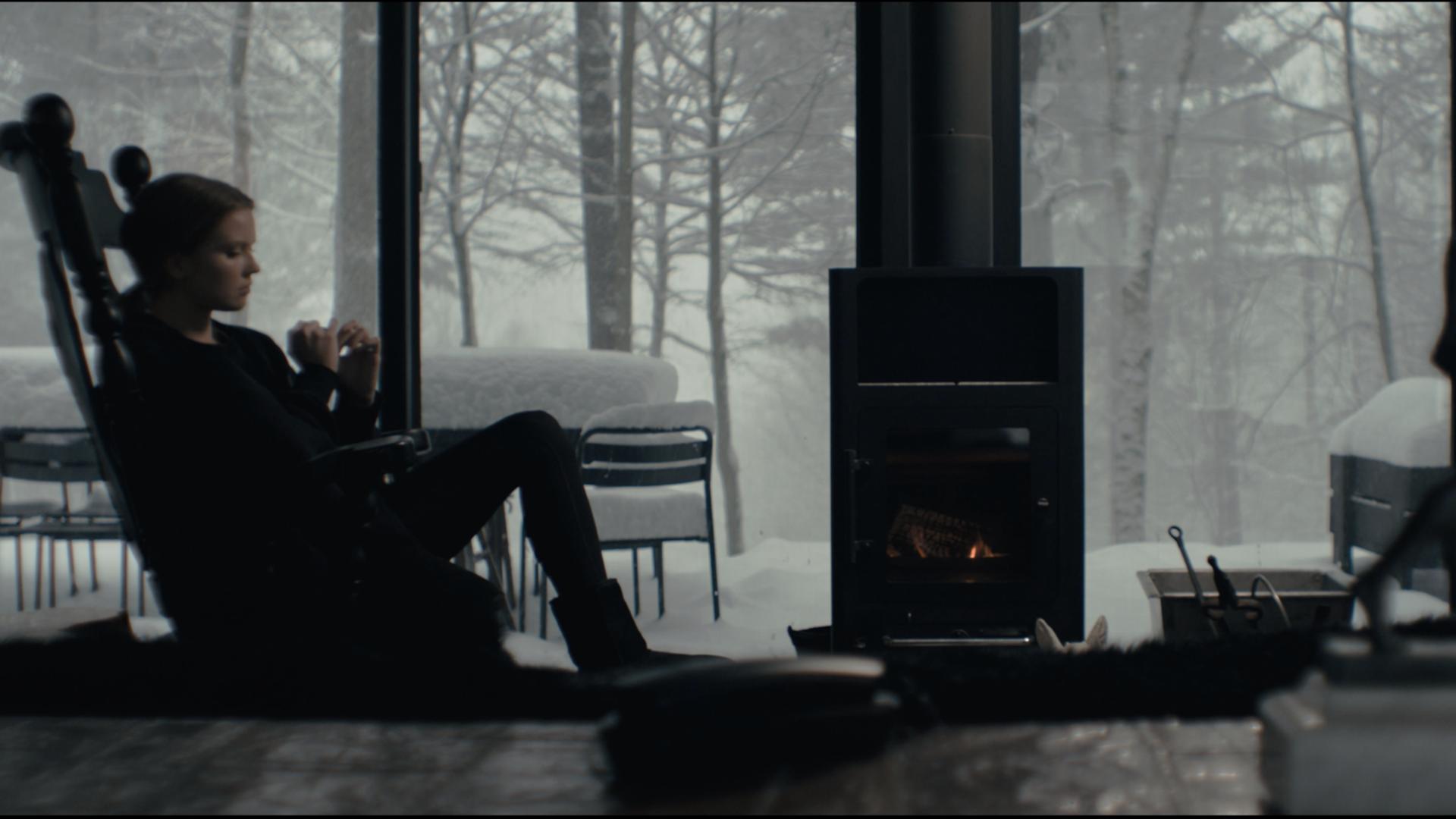 Glass Cabin – Dans les bois