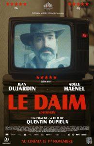 Le daim - poster