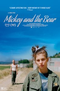 Mickey and the Bear - Affiche