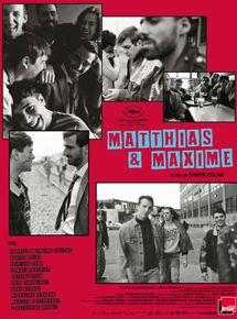 Matthias et Maxime - poster