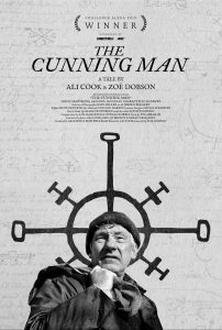The cunning man - poster