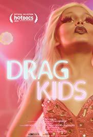 Drag kids - poster