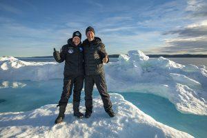 Odyssée sous les glaces 1