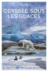 Odyssée sous les glaces - affiche