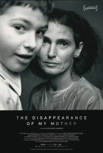 The disapearance of my mother - affiche