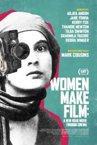 Women make film - poster