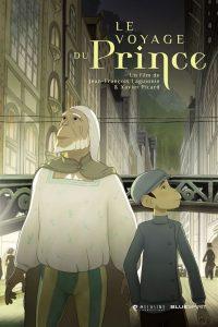 Le voyage du prince - affiche