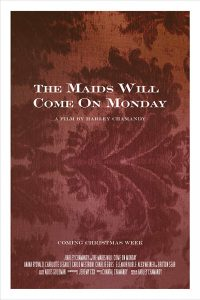The Maids will come on monday - poster