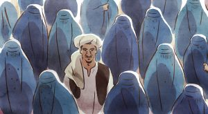 Les hirondelles de Kaboul - le rôle des hommes et des femmes