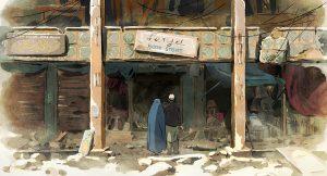 Les hirondelles de Kaboul - Mais encore