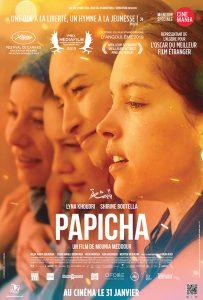Papicha - affiche
