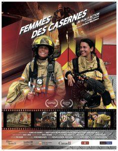 Femmes des casernes - poster