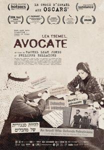 Lea Tsemel, Avocate - Affiche FR