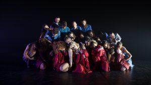 Les chatouilles - Danse théâtre et cinéma