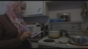 Loin de Bashar - La mère prend des nouvelles