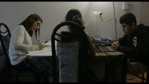 Loin de Bashar - Un moment d'étude.