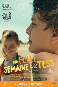 My Extraordinary Summer with Tess - poster