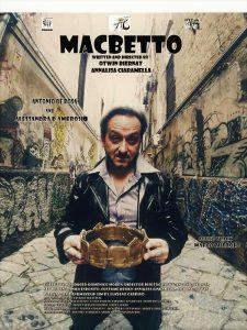 Macbetto - affiche