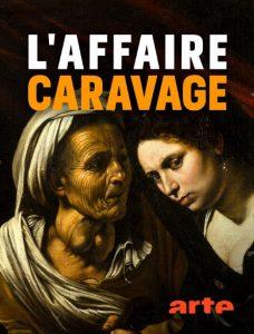 Affaire Caravage - affiche