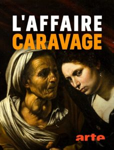 Affaire Caravage - poster