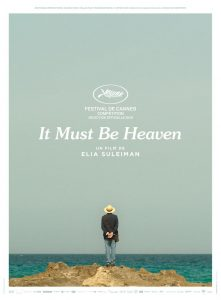 It must be heaven - poster