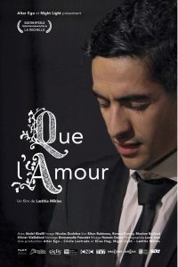 Que amour - poster