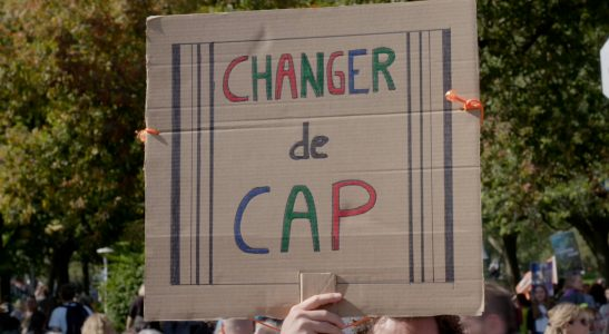 Changer de cap – Eco-Anxiety