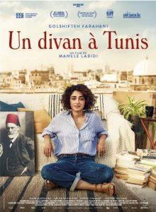 Un divan a Tunis - affiche