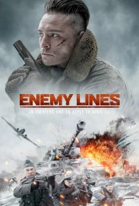 enemy lines - poster
