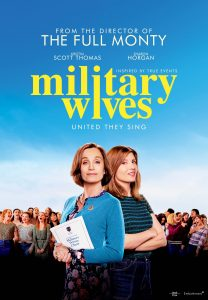 Military Wives - poster
