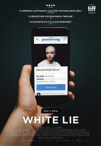 White Lie - affiche