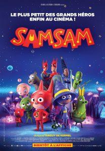 Samsam - Affiche