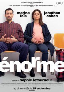 Énorme - Poster
