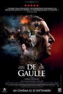 De Gaulle - poster