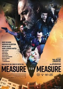 Measure for Measure - poster