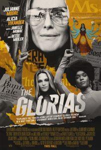 The Glorias - poster