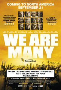 We Are Many - Affiche