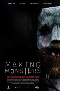 Making Monsters - poster