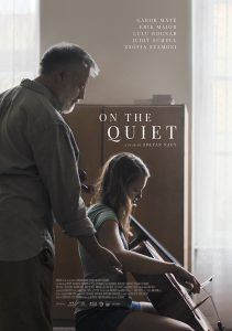 On The Quiet - poster