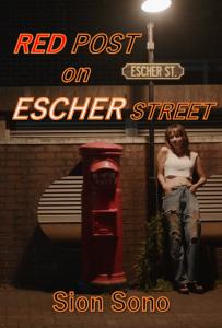 Redpost on Escher Street - poster