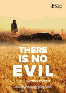 There Is No Evil - Affiche